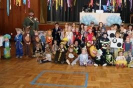 Dětský karneval 2020