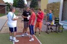 Tenisová liga 2012