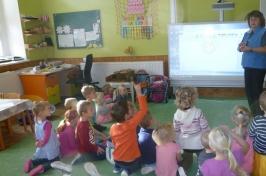 Hry ve třídě - listopad